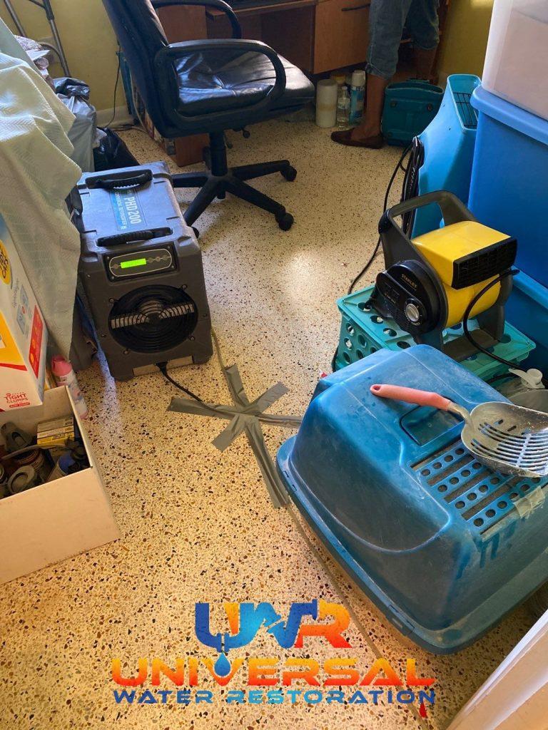 Flood Damage Clean Up Fort Lauderdale (FL)  Florida