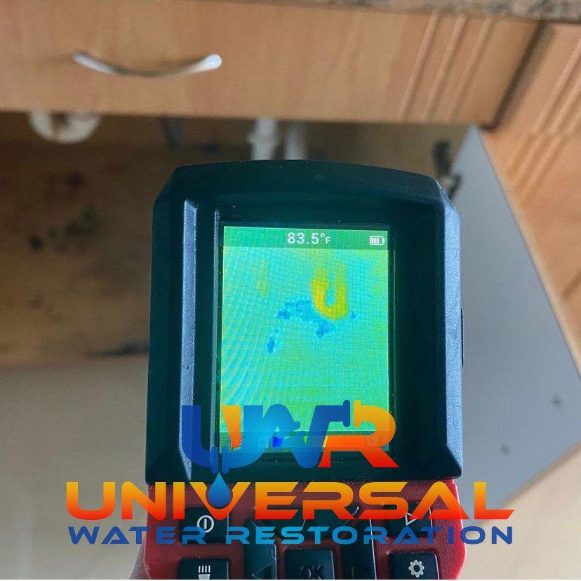 Leak Detection Roof 33481