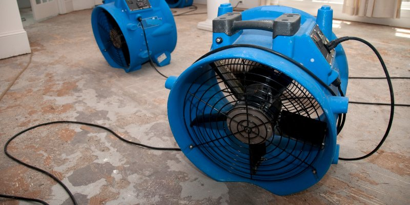 Water Damage Remediation Sweetwater FL